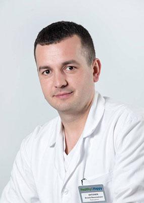 АНТОНЮК Виталий Николаевич