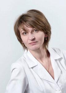 Барник Руслана Юрьевна