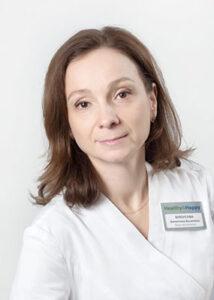 БЕЛОУСОВА Валентина Васильевна