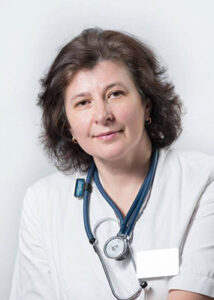ГОЛОВАТАЯ Виктория Анатолиевна