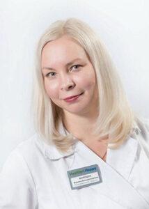 ВОЛОЩУК Марина Владимировна