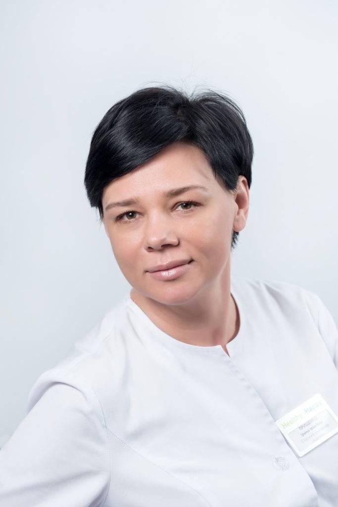 Прищенко Ірина Іванівна