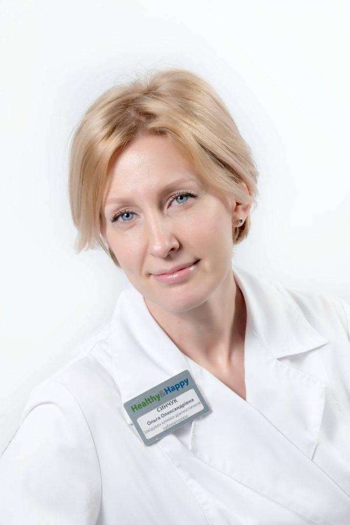 Sinchuk 683x1024 - ПОЛЯКОВА Ольга Олександрівна