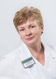 ЧЕЧУЛИНА Ольга Николаевна