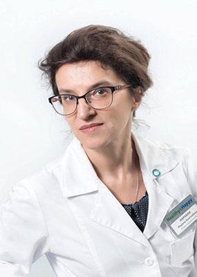 КАРАБАН Марина Анатолиевна