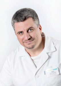 ПЕРЕШ Евгений Евгеньевич