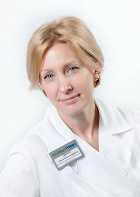 ПОЛЯКОВА Ольга Александровна