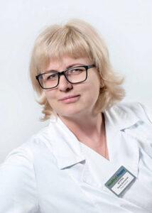 ШТУРБА Елена Дмитриевна