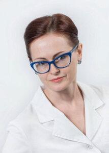 ЯВОРОВСКАЯ Елена Александровна