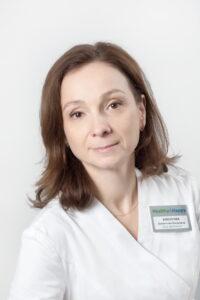 БІЛОУСОВА Валентина Василівна