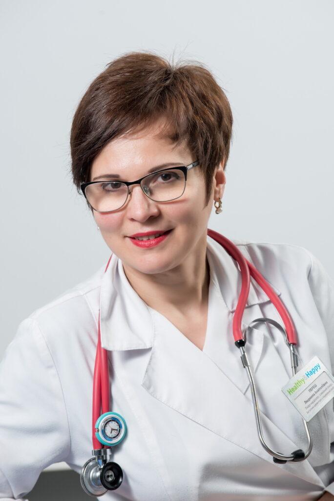 ПЕРЕШ Людмила Анатоліївна
