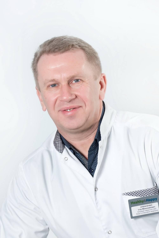 ОЛЕКСЕНКО Ігор Миколайович
