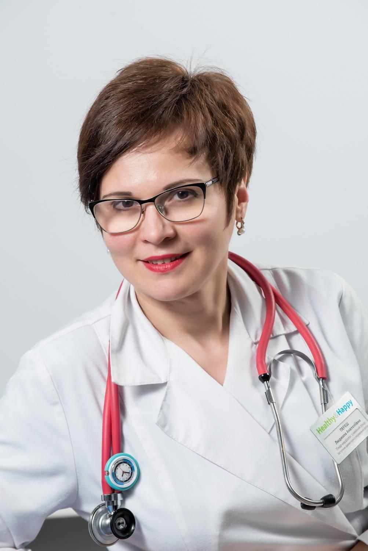 PERESH Liudmila