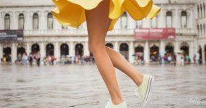 Криза струнких ніжок. Набряки