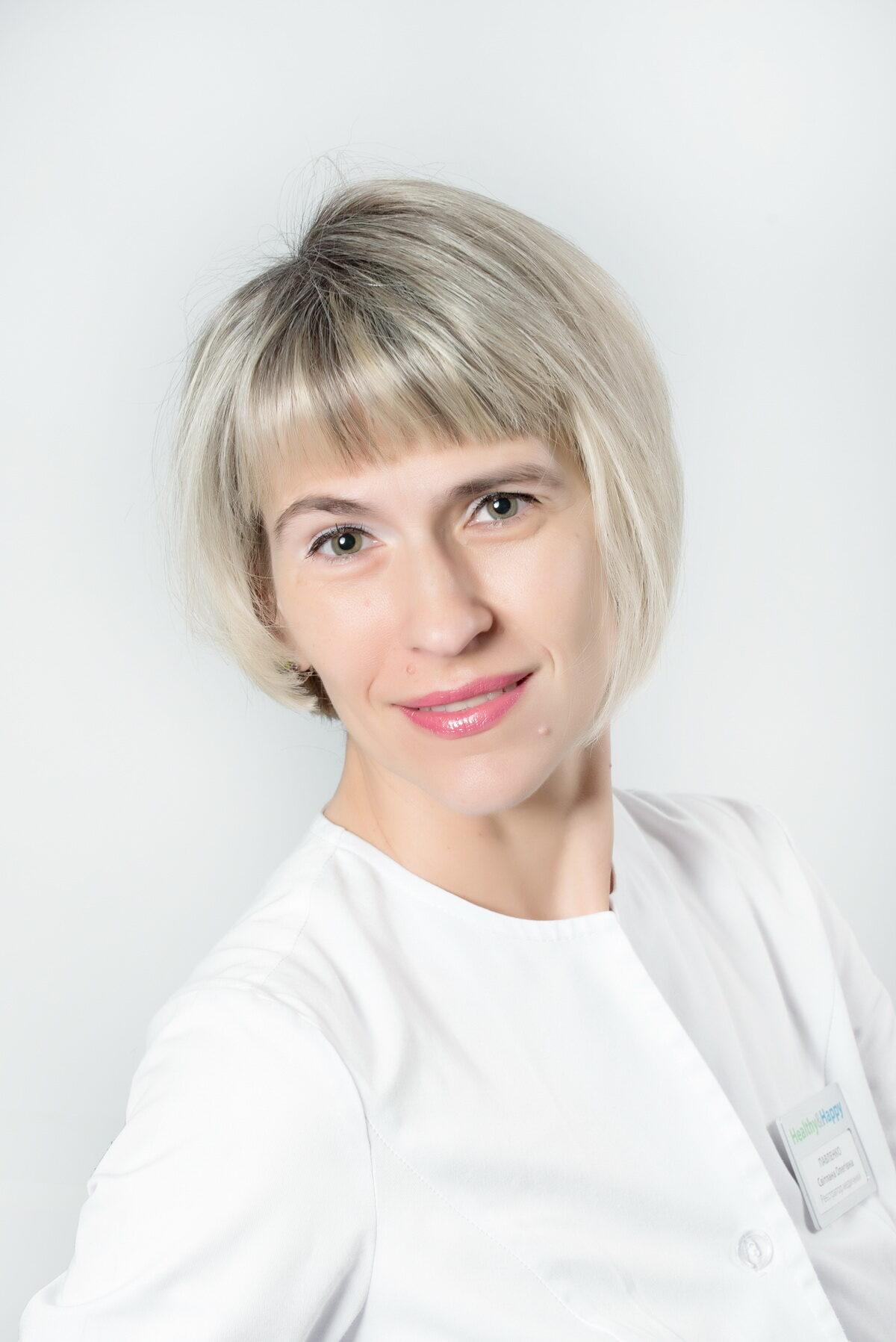 ПАВЛЕНКО Світлана Олегівна