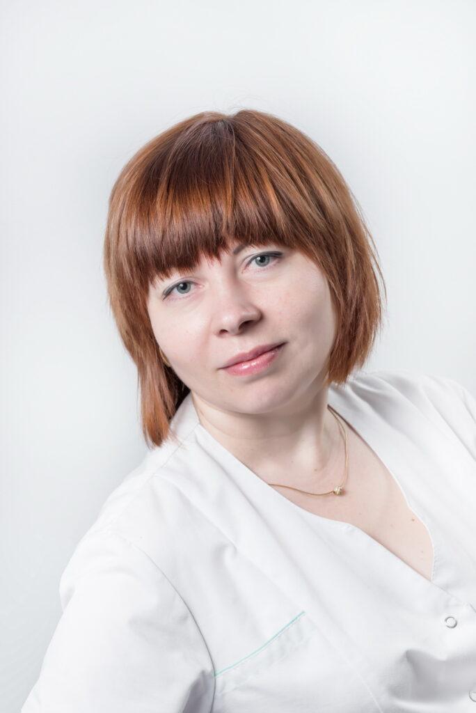 ГЛУШКОВА Світлана Миколаївна