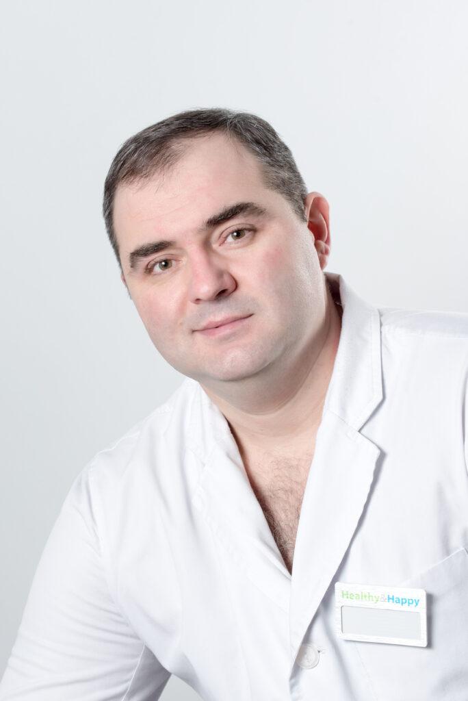 ЛУЖАНСЬКИЙ Роман Володимирович
