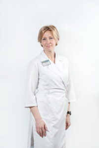 Ольга ПОЛЯКОВА, біолог I категорії