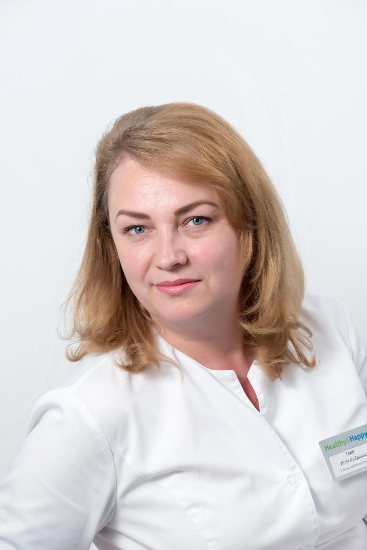 ГОРЯ Лілія Андріївна