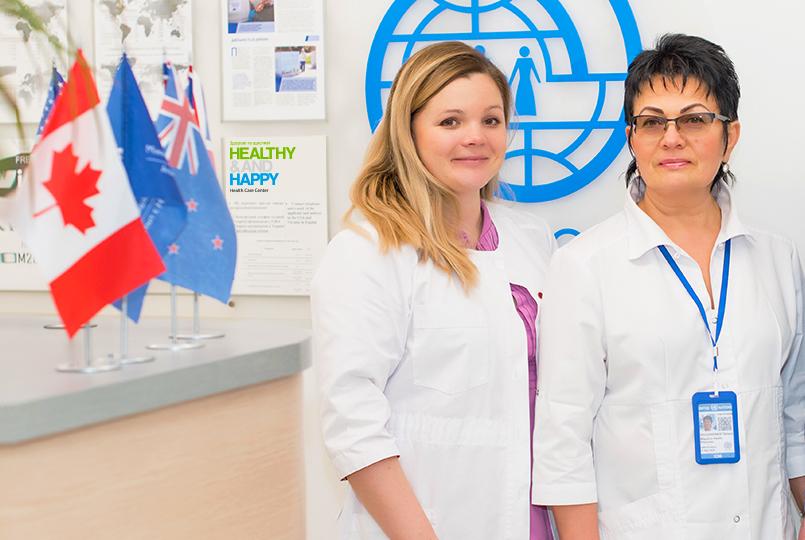 Медичний центр на Тарасівській